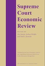 Supreme Court Economic Review, Volume 24 (SUPREME COURT ECONOMIC REVIEW, nr. 24)