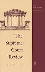 The Supreme Court Review, 1971 (Supreme Court Review Supreme Court Review Supreme Court Revi)