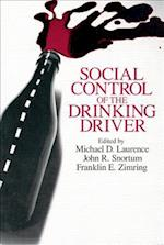 Social Control of the Drinking Driver af Franklin E. Zimring, John R. Snortum, Michael D. Laurence