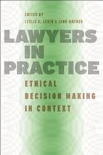 Lawyers in Practice (Chicago Series in Law and Society)