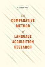The Comparative Method of Language Acquisition Research