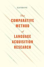 Comparative Method of Language Acquisition Research