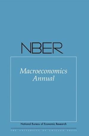 Bog, hardback Nber Macroeconomics Annual 2016