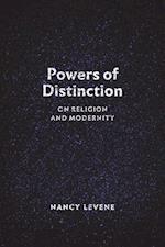 Powers of Distinction