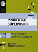 Prudential Supervision