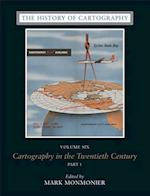 The History of Cartography af Mark Monmonier