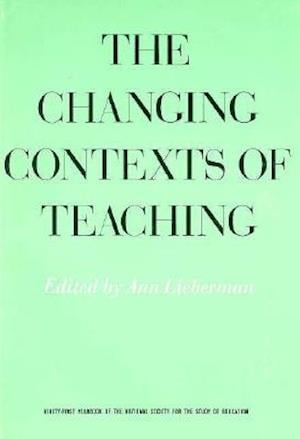 Changing Contexts of Teaching