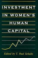 Investment in Women's Human Capital