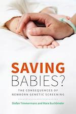 Saving Babies? af Stefan Timmermans