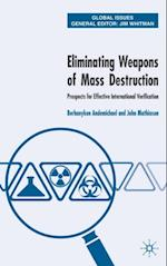 Eliminating Weapons of Mass Destruction (Global Issues)