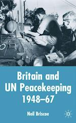 Britain and UN Peacekeeping
