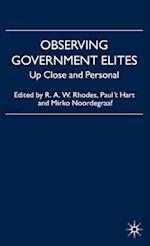 Observing Government Elites