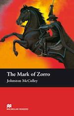 The The Mark of Zorro af Johnston McCulley