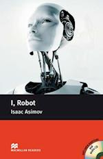 Macmillan Reader Level 4 I, Robot Pre-Intermediate Reader (B1) (Macmillan Readers)