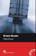 Macmillan Reader Level 5 Bristol Murder Intermediate Reader (B1) (Macmillan Readers)