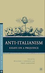 Anti-Italianism (Italian and Italian American Studies Palgrave Paperback)