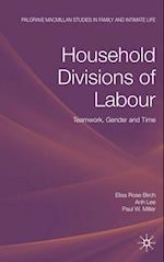 Household Divisions of Labour: Teamwork, Gender and Time
