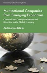 Multinational Companies from Emerging Economies (International Political Economy Series)