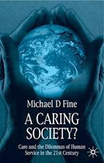 Caring Society?