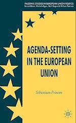 Agenda-Setting in the European Union