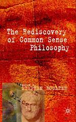 Rediscovery of Common Sense Philosophy