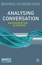 Analysing Conversation : An Introduction to Prosody