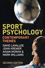 Sport Psychology af Mark Williams, John Kremer, Aidan Moran