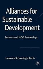 Alliances for Sustainable Development: Business and NGO Partnerships
