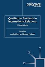 Qualitative Methods in International Relations: A Pluralist Guide