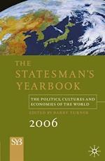 Statesman's Yearbook 2006 (STATESMAN'S YEAR-BOOK)