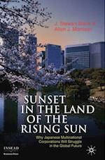 Sunset in the Land of the Rising Sun (Insead Business Press)