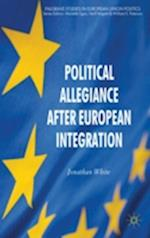 Political Allegiance After European Integration af Jonathan White