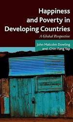 Happiness and Poverty in Developing Countries af John Malcolm Dowling, Chin-Fang Yap