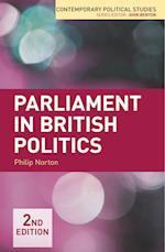 Parliament in British Politics af Philip Norton
