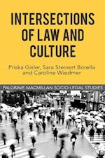 Intersections of Law and Culture af Priska Gisler