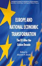 Europe and National Economic Transformation (Palgrave Studies in European Union Politics)