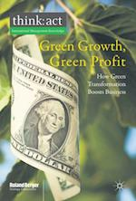 Green Growth, Green Profit (International Management Knowledge)