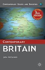 Contemporary Britain af John McCormick