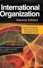 International Organization af Volker Rittberger, Andreas Kruck, Bernhard Zangl