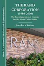 The RAND Corporation (1989-2009) af Jean-Loup Samaan