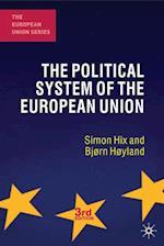 Political System of the European Union (European Union Series)