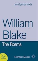 William Blake: The Poems
