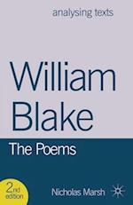 William Blake: The Poems (Analysing Texts)