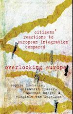 Citizens' Reactions to European Integration Compared af Elizabeth Frazer, Sophie Duchesne, Florence Haegel