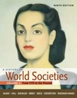 A History of World Societies af Clare Haru Crowston, Roger B Beck, Patricia Buckley Ebrey