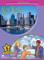 Macmillan Children's Readers - New York/Adventure in the Big Apple - Level 5