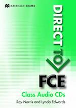 Direct to FCE Class Audio CD