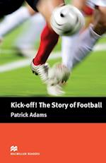 Kick Off! The Story of Football af Patrick Adams