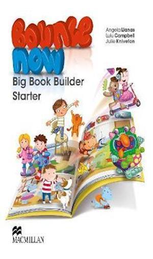 Bounce Now Starter Big Book Builder