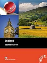 Macmillan Cultural Readers  - England Reader (Macmillan Readers)